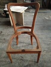 Contemporary Walnut Occasional Chair by F&G Handmade Fine Furniture