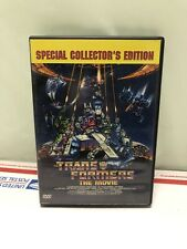 Transformers: The Movie (DVD, 2000, Special Collectors Edition)