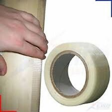 "wonder""Cricket Bat Repair Fiber Tape Roll"" for Repair Edges.2 inches(160 metre)"