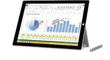 "Microsoft Surface Pro 3 12"" Touchscreen Intel Core i5 128GB SSD Windows 10"