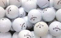 40 Callaway Chrome Chrome Soft Golf Balls Pearl/A Grade