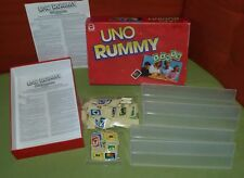 UNO Rummy von Mattel ab 7 Jahren 1A Top!