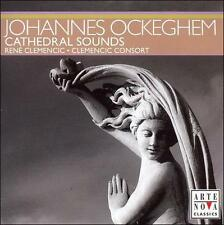 FREE US SHIP. on ANY 3+ CDs! NEW CD : Johannes Ockeghem: Cathedral Sounds