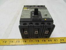 Square D Fal360151212 15Amp 3Pole Circuit Breaker w Aux Switch