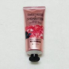 Sweet Rose Sheabutter Hand Therapy Moisture Repair Anti-Wrinkle Cream