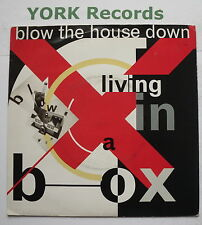 "LIVING IN A BOX - Blow The House Down - Excellent Con 7"" Single Chrysalis LIB 5"