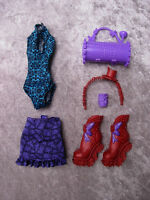 MONSTER HIGH ROBECCA STEAM TAP DANCE OUTFIT NEW