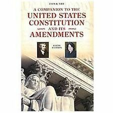 A Companion to the United States Constitution and Its Amendments (Companion to