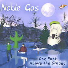 Noble Gas : One Foot Above the Ground CD