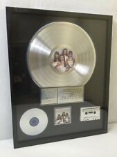 Destiny's Child Platinum Record Award 1,000,000 Copies - RIAA Certified & Sealed