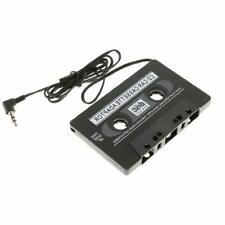 CAR AUDIO TAPE CASSETTE ADAPTER IPHONE IPOD MP3 CD RADIO NANO 3.5mm JACK AUX