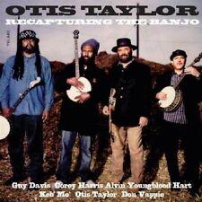 Otis Taylor - Recapturing The Banjo [CD]