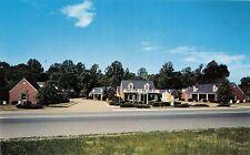 Williamsburg Virginia Princess Anne Motor Lodge Postcard c1960s