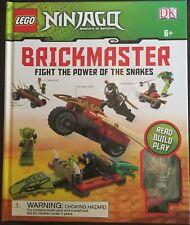 Lego Ninjago Brickmaster Fight The Power Of The Snakes