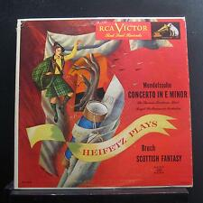 Beecham, Steinberg - Mendelssohn, Concerto In Em, Scottish Fantasy LP LM 9016