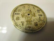 Vintage Rolex Bubble Back Dial.