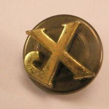 Chi Vintage Lapel Pin/Tie Tack sorority fraternity pledge