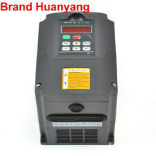 VARIABLE FREQUENCY DRIVE INVERTER VFD 3KW  110V 4HP 13A  HUAN YANG TOP QUALITY