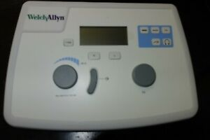 Welch Allyn AM282 Audiometer With Head phones & Portable Case Hearing Tester