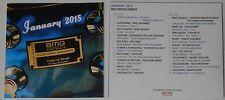 Sleater-Kinney, The Prodigy, Nick Jonas, Mark Ronson, Haelos - U.S. promo 2 cd