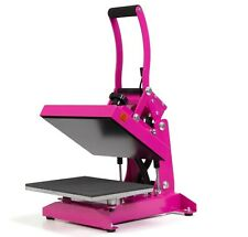 New Stahls Hotronix Craft Heat Press Comes With Two Tees