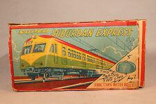 1950's Pacific Coast Special Train, Japan Friction,  Original