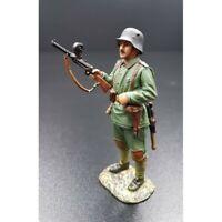 Thomas Gunn-Soldat Infanterie Deutsch mit Maschinenpistole Bergmann MP18