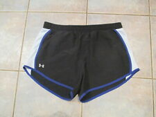 Women's Under Armour Heatgear Running Shorts Size medium loose