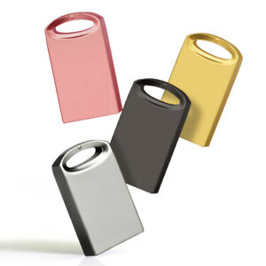 2TB 256GB Metal USB Flash Drive USB Stick Memory Stick Thumb Pen U Disk For PC
