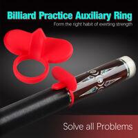 Billiard Practice Auxiliary Ring Training Black Red Training Equipment Billiards