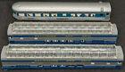 PENN LINE: BALTIMORE & OHIO #5211 FULL DOME & ATHEARN B&O 3246 COACH LOT VINTAGE