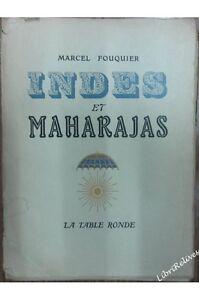 Fouquier, Marcel - Indes et maharajas