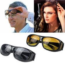 Occhiali da sole HD Night Vision Unisex Occhiali antiriflesso UV Wind Optic