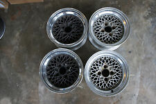 "JDM Speed Star Racing SSR Mesh 14"" rims wheels TA22 ae86 reverse pcd114.3X4"