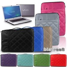 """Shockproof Carrying Bag Sleeve Case For 11"""" to 15.6"""" SONY VAIO Notebook Laptop"""