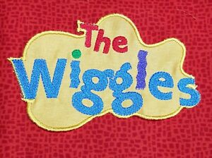 Embroidered WIGGLES LOGO MOTIF - Large