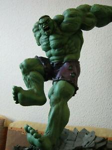 Hulk Statue, Sideshow wie neuwertig