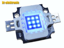10W Power LED blau 450nm 455nm Meerwasser Aquarium low cost