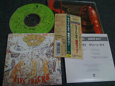 GREEN DAY / LIVE TRACKS /JAPAN LTD CD OBI