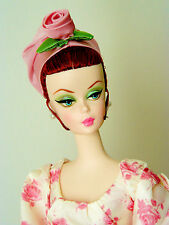 DOLL BARBIE DE COLLECTION LUNCHEON ENSEMBLE SILKSTONE TBE
