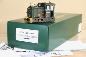 BACHMANN SPECTRUM 25899 On30 KIT BUILT REPAIR 0-4-0 GAS MECHANICAL LOCOMOTIVE nz