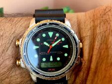 ⭐️⭐️rare diver citizen Japan GN-4-S quartz vintage cronografo ana-digital⭐️⭐️