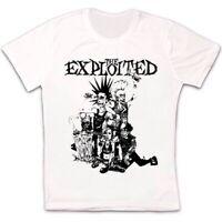 Punk Rock The Exploited Cool Gift Retro Unisex T Shirt 451