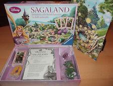 Ravensburger  Disney - Rapunzel -Sagaland ,Kinder-Brettspiel ,selten - wie Neu