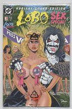 LOBO SPECIAL # 2 - SEX SPECIAL VARIANT - DINO VERLAG 1998 - OVP