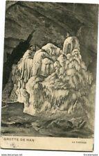 CPA-Carte postale-Belgique -Grotte de Han - La Cascade - 1913 (CP2921)