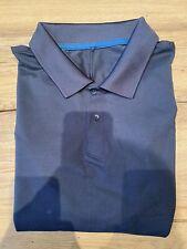 *Lululemon Men'S Polo Shirt, Grey, Nwot, Size Medium, $88