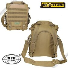 Mfh Molle Shoulder and Backpack Army Hiking Patrol Rucksack Outdoor Coyote Tan