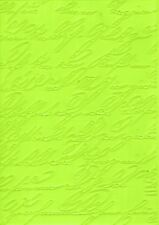 Prägefolder Embossing-Schablone Prägeschablone Alte Schrift-3 groß efco 4254069