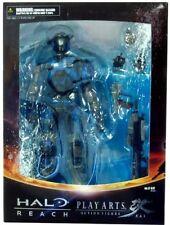 Square Enix Play Arts Kai Halo Reach Kat Figure (BRAND NEW)